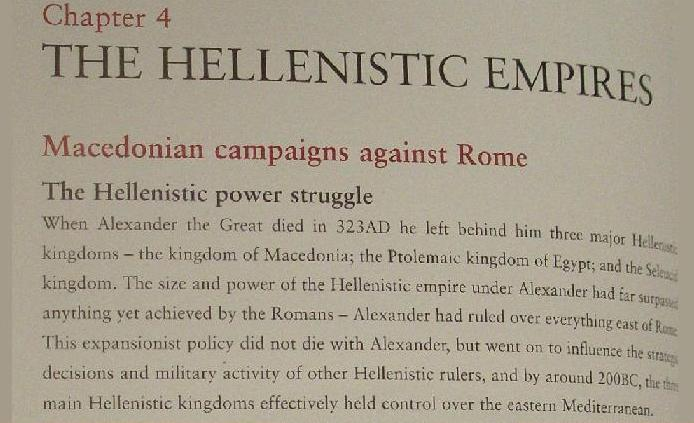 Rome and her enemies by Jane Penrose