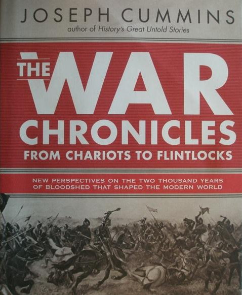 TheWarCronicles1 The War Chronicles by Joseph Cummins