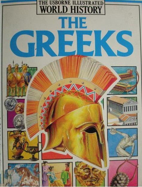 WorldHistoryTheGreeks1 The Usborne Illustrated World History   The Greeks