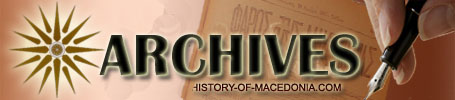 archives History of Macedonia Archives
