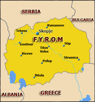 FYROM's Albanians: Government avoids settling the Name Dispute