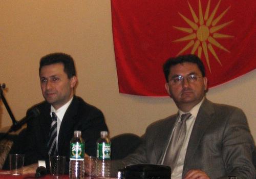 gruevski37 Οι Σκοπιανοί και οι παραβιάσεις της Ενδιάμεσης Συμφωνίας του 1995