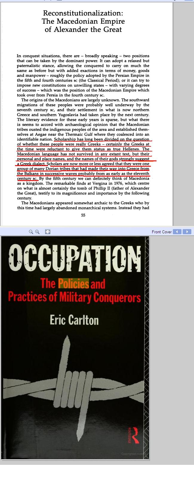 occupation militarypractices ofmilitary conquerors Occupation  The policies and practices of Military Conquerors by Eric Carlton