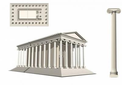 naos afroditis1 Ανάδειξη ναού της Αφροδίτης στη Μακεδονία