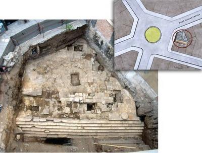 naos afroditis2 Ανάδειξη ναού της Αφροδίτης στη Μακεδονία