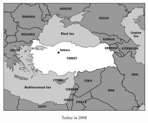 STRATFOR - ελληνικά νησιά σε τουρκικό έδαφος - greek islands in turkish territory