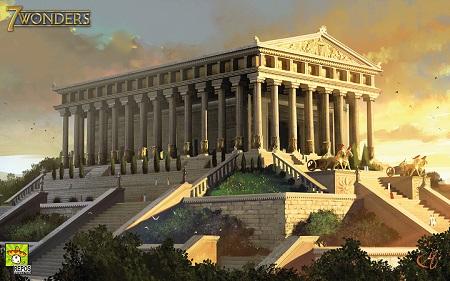 temple artemis Τα 7 θαύματα του Αρχαίου Κόσμου – Ο Ναός της Αρτέμιδος στην Έφεσο