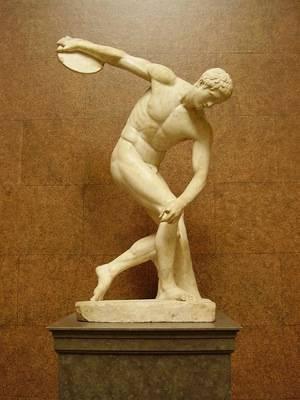 discovolus Αθλητικά Ανομήματα στην Αρχαιότητα