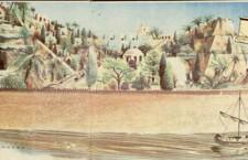 Τα 7 Θαύματα του Αρχαίου Κόσμου – Οι Κρεμαστοί Κήποι της Βαβυλώνας