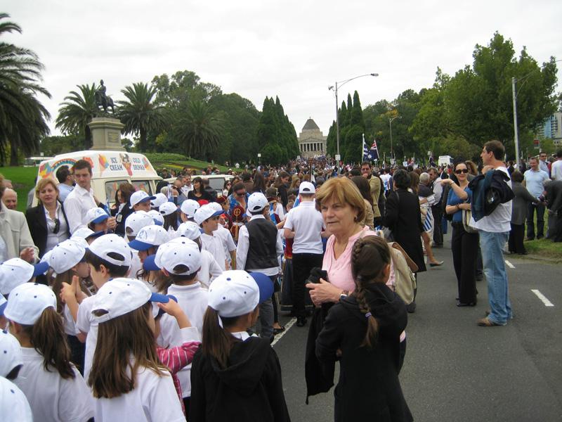 IMG 1430 Οι Εορτασμοί στην Μελβούρνη για την επέτειο της 25ης Μαρτίου