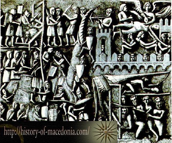 stavroforia Η Δ Σταυροφορία και η Άλωση της Κωνσταντινούπολης