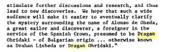 dragan Ο Βούλγαρος Ντράγκαν, ο Χριστόφορος Κολόμβος και η Παράνοια των Σκοπιανών