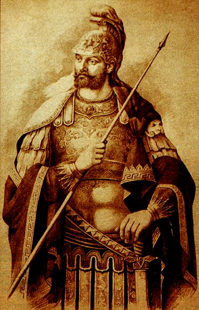 Κωνσταντίνος ΙΑ Παλαιολόγος (29 5 1453)