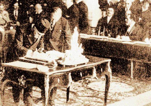 10 8 19201 Το παρασκήνιο της Συνθήκης των Σεβρών