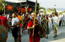 Macedonia Name Issue: Nationalistic slogans and Kitsch Parade in FYROM's celebrations for Independen...