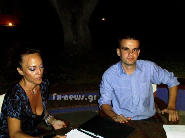 Vasko Gligorov  Συνέντευξη στην Δ. Νικολοπούλου, του Σκοπιανού Φιλλέληνα αγωνιστή «Βάσκο Γκλιγκορίεβιτς» !