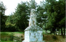 leon amphipolis 225x145 Α.Π.Θ.: «Ερευνώντας τον τύμβο Καστά Αμφίπολης: 2012 2014»