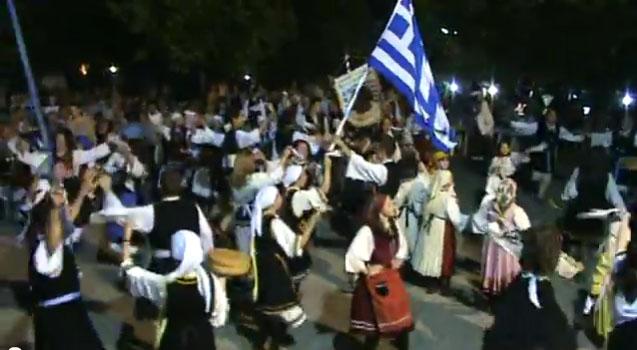 macedonian dance Macedonian Folk Dances in Greece   Sitaria Florina