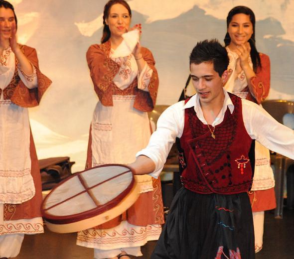 pan make Μάγεψε το κονσέρτο της Παμμακεδονικής