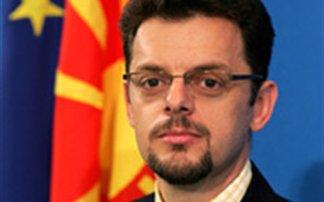 stavrevski FYROM : Skopjans request Greeces bankruptcy