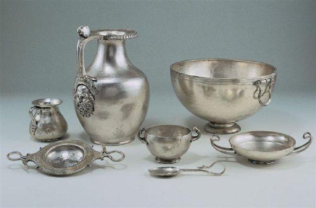 ASIMIKA Ο υλικός πολιτισμός της αρχαίας Ελλάδας