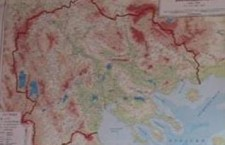 "Macedonia News : Irredentist map of ""Greater Macedonia"" appeared in the State Statistical ..."