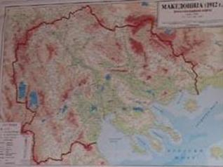 Aktuale Harta e MK etnike 368622353 822156033 Macedonia News : Irredentist map of Greater Macedonia appeared in the State Statistical Office in Municipality of Tetovo