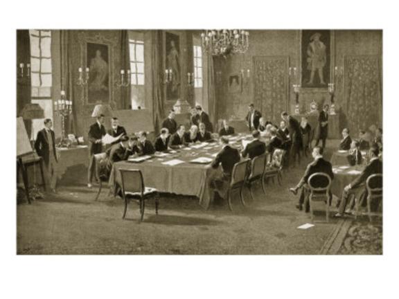 LONDON ΘΕΣΣΑΛΟΝΙΚΗ 1912 Η συνθήκη του Λονδίνου