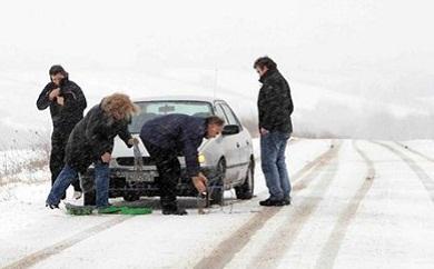 snowstorm macedonia Macedonia News : Heavy Snow in Macedonia (Northern Greece)