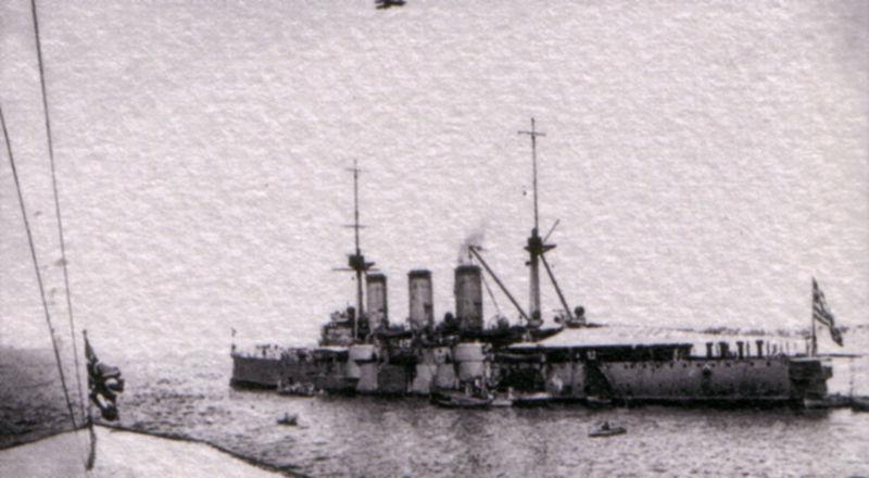 1 averof. Battle Of Lemnos – Naval Battle 1913