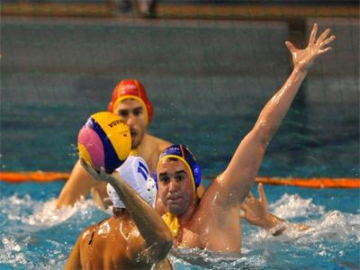 ethniki polo Macedonia News : Greece Mens Water Polo Squad humiliates FYROM