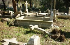 "79 Christian Graves desecrated in Imvros; Turkish Foreign Ministry quick to ""strongly condemn&q..."