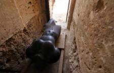Γιγάντιο άγαλμα από την εποχή των Πτολεμαίων ήρθε στο φως στην Αίγυπτο