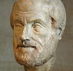 180px Aristoteles Louvre 150x145 ΜΑΚΕΔΟΝΙΑ Παλαιοχριστιανικός τάφος είχε κτισθεί με τμήματα του ανακτόρου των Αιγών