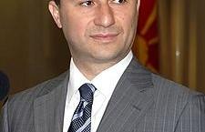 225px Gruevski2 225x145 Μουσείο με... αρχαιοελληνική αρχιτεκτονική θεμελίωσε ο Γκρούεφσκι!