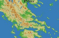 Ancient Macedonian Cities and Settlements - Pydna