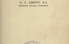 Macedonian folklore (1903) Abbott, G. F.