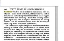 Forty Years in Constantinople by Edwin Pears 1916