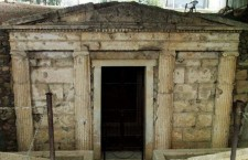 Greek Sites of Macedonia - an Ancient Macedonian Tomb