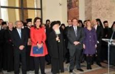 Γαλλία - Εγκαίνια έκθεσης «Άθως, Βυζαντινή Αυτοκρατορία, Θησαυροί του Αγίου Όρους»