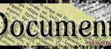 Ντοκουμέντο - H Ομολογία Γκλιγκόροφ στην Τσεχική εφημερίδα CESKY DENIK για Μειονότητα 100,000 Ελλήνω...