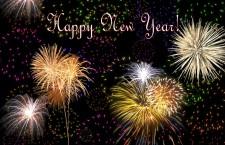 ΚΑΛΗ ΧΡΟΝΙΑ – HAPPY NEW YEAR