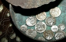 Hellenistic Coins Discovered in Northern Syria