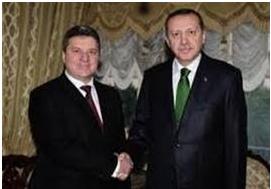 IV Συναντήσεις Ιβάνοφ με Γκιούλ, Ερντογάν στην Κωνσταντινούπολη