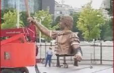Σκόπια: «Όλα καλά με το άγαλμα, τι σχέση όμως, έχουν οι Σλάβοι με τους αρχαίους Μακεδόνες»