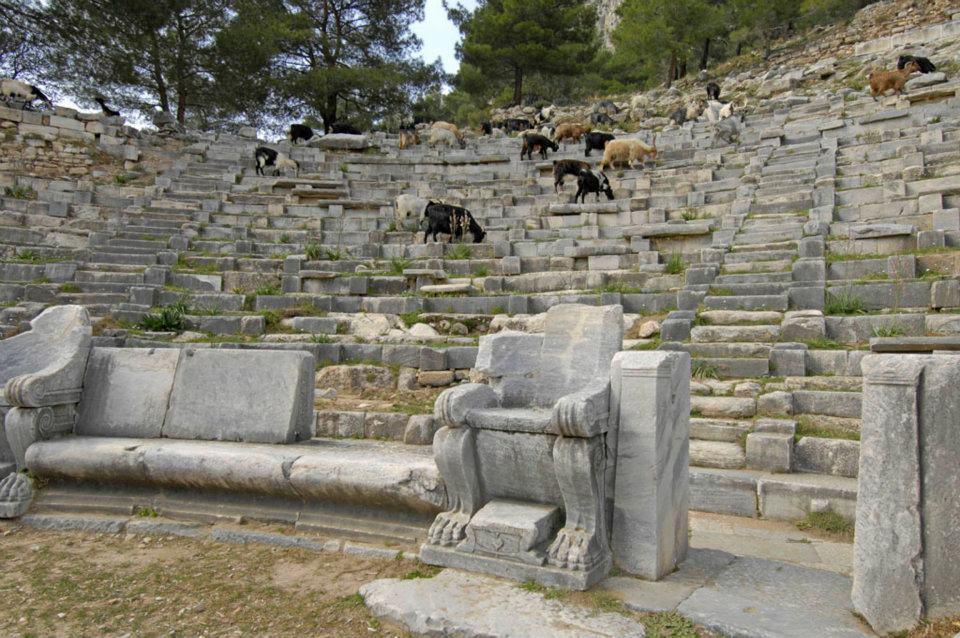 T Μικρά Ασία, Οι έλληνες αρχαιολόγοι στη Μικρά Ασία