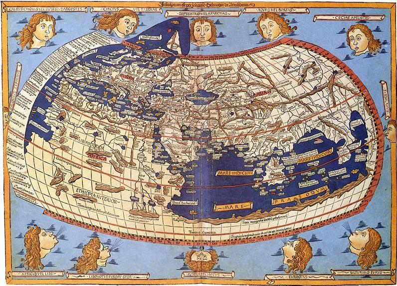 Xartis Από τη χαρτογραφία των αρχαίων Ελλήνων