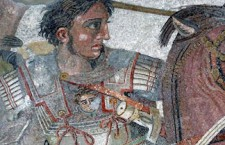 How the Alexander's Mosaic was seen by Romans