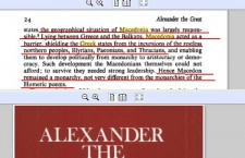 Modern historians about ancient Macedonians – J. R. Hamilton