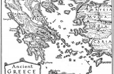 ancient greece map 225x145 The Ancient Macedonian Dialect
